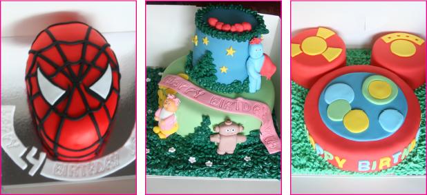 Novelty Birthday Cakes Edinburgh Licks Cake Design Cupcakes