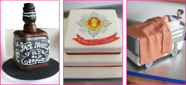 Birthday Cakes Edinburgh ~ We are the recommended supplier to factor � celebration cakes