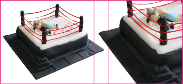 Image Result For Wwe Birthday Cakes Glasgow